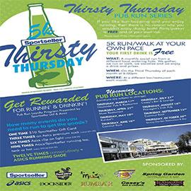 Find Your Grind, Bermuda - Thirsty Thursday Pub Run Series